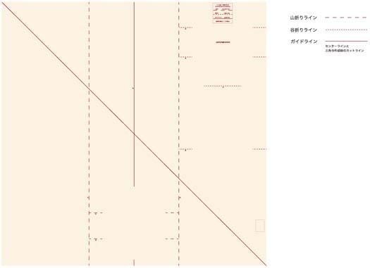「女将の安心こころ包み(ポーチ本体)のライン印刷